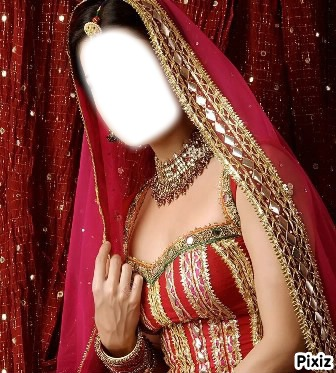 wedding indian dress