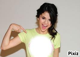 Selena Gomez tee whirt