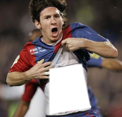 Camisa Messi