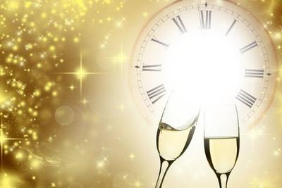 klok nieuwjaar