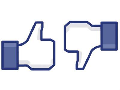 facebook J'aime ou J'aime pas