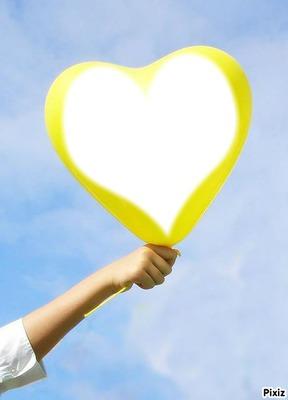 coeur de ballon