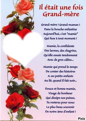 ****carte pour nos mamy****