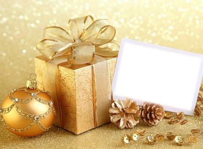 Noel en or