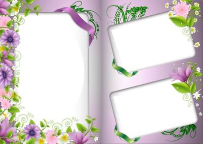 cadre 3 photos