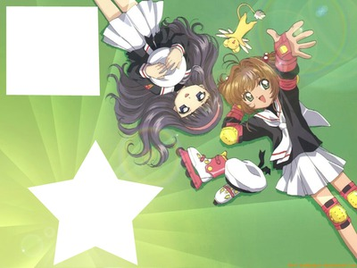 Sakura y Tomoyo