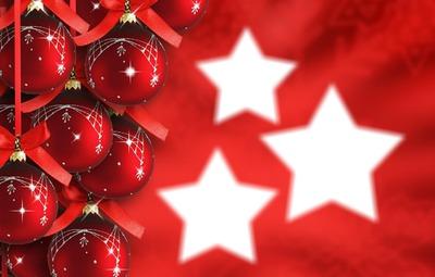 christmas stars/balls