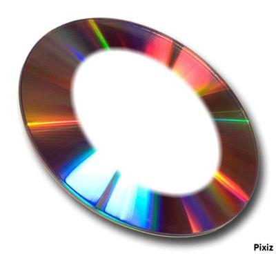 cadre disque
