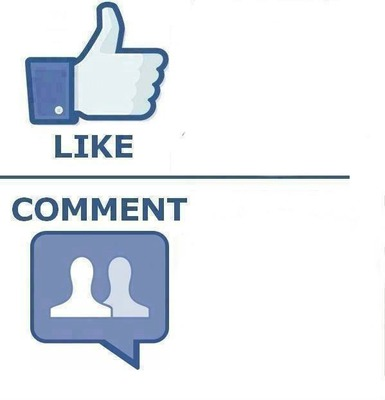 like comment
