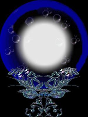 Cc esfera y burbujas