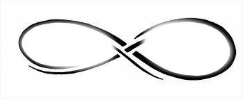 Infinity cadre photo deux personnes