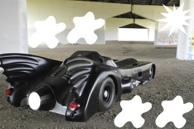 BATMAN - Bat Movel