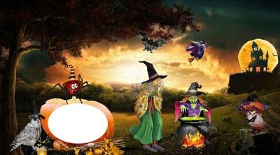 'retour d'halloween'