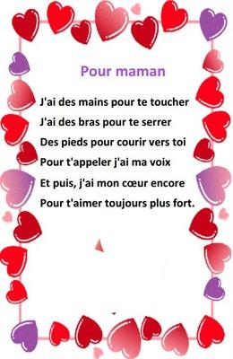 Montaje Fotografico Poème Pour Maman Pixiz