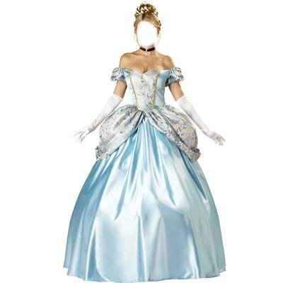 Visage princesse