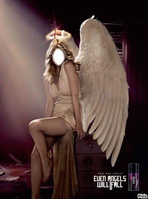 Angel axe