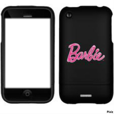iphone barbie