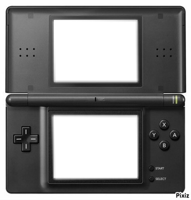 Nintendo Ds Noir