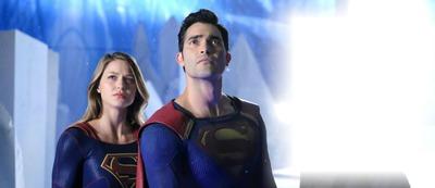 SUPERGIRL ET SUPERMAN 2017