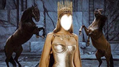 Ezia chevaux