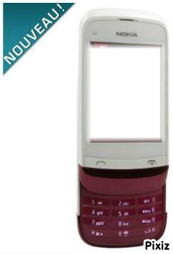 Téléphone portable nokia c2
