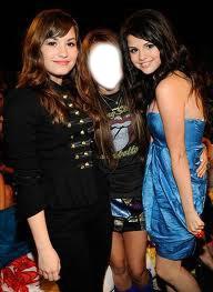 Selena Gomez y Demi Lovato