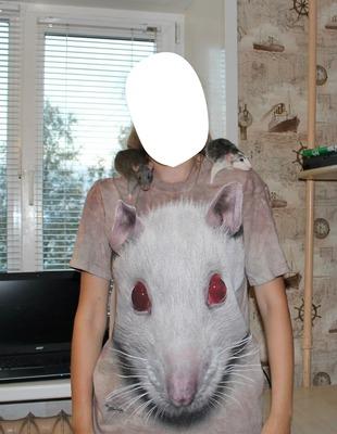 J'AIME LES RATS