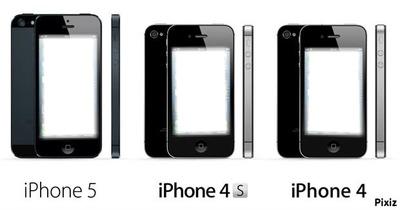 Les Iphones