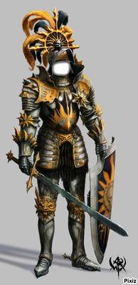 chevalier doré