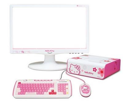 Komputer Hello Kitty