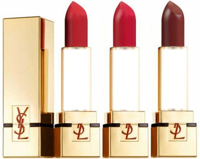 Yves Saint Laurent Rouge Pur Couture The Mats Ruj 3 renk