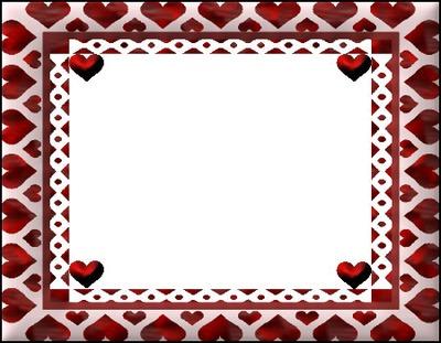 Cadre rectangle 5 photos