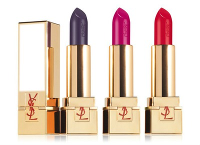 Yves Saint Laurent Rouge Pur Couture Golden Lustre Ruj 3 renk