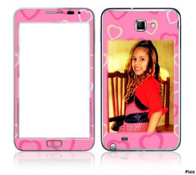 celular da Andressa