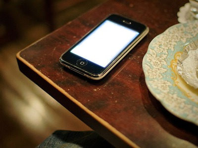 Cell Phone on Table!!