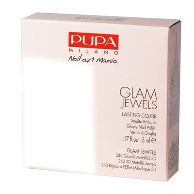 Pupa Glam Jewels Nail Art Kit Nude