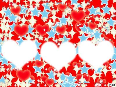 3 coeur...decor dsi xl ;D