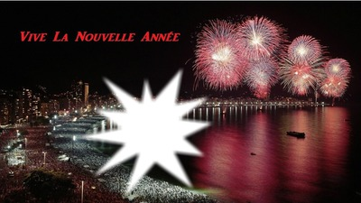 VIVE LA NOUVELLE ANNEE