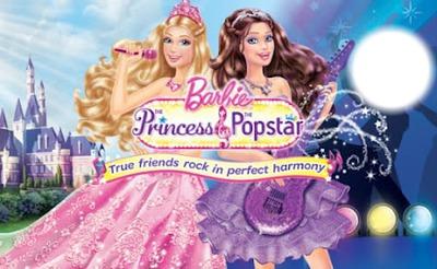 princesa e  a pop star