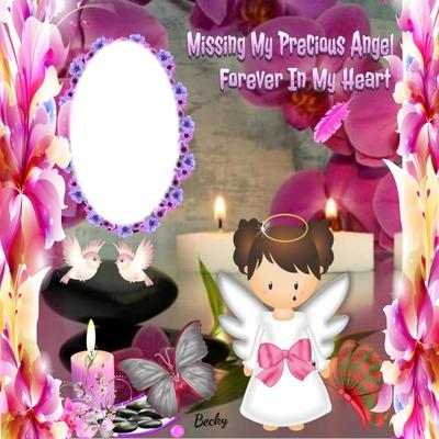 missing my precious angel
