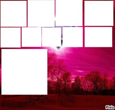 collage 10 fotos para ti <3
