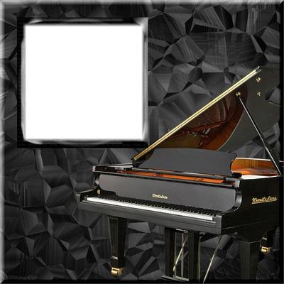 Photo montage Dj CS Music Piano - Pixiz