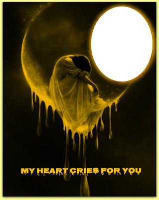 MY HEART CRIES 4 U