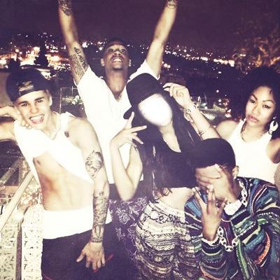 Justin Bieber Lil Za Lil Twist and you