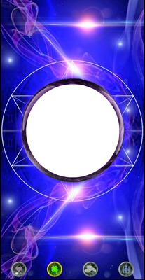 Bola de cristal mágica / Magic Crystal Ball
