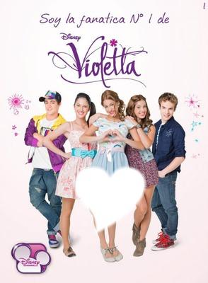 soy fan n°1 de violetta