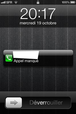 iphone appel