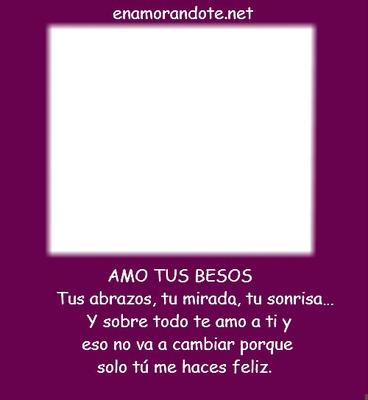 Montaje Fotografico Frase De Amor 2 Pixiz