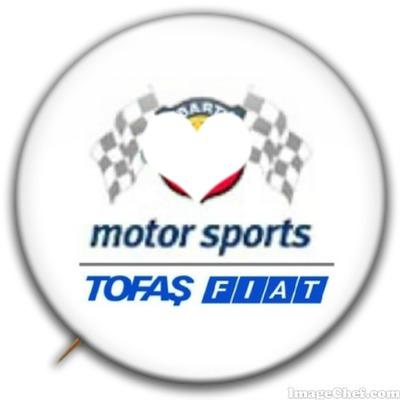 Tofaş - Fiat Abarth Motorsports Badge