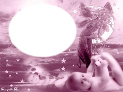 bebe et fée